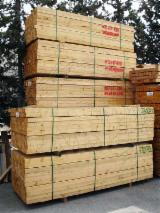 Sawn Timber - Fir/Spruce/Pine Packaging timber from Ukraine