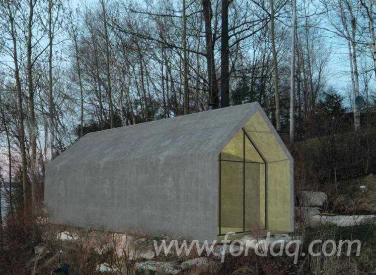 Vend maison bois maison en panneaux structurels aulne for Maison de l amerique du sud