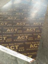 Wholesale  Film Faced Plywood Brown Film - film face construction marine plywood.