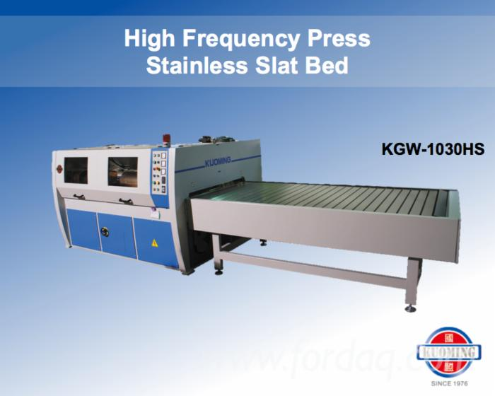 High-Frequency-Press---Stainless-Slat