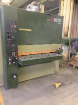 Gebraucht SCM CL130 1995 Schleifmaschinen Mit Schleifband Zu Verkaufen Italien