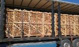 Firewood - Chips - Pellets Supplies - Beech  Firewood/Woodlogs Cleaved 5-8, 10-12, 12-14 cm