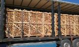 Firewood, Pellets And Residues - Beech Firewood/Woodlogs Cleaved 5-8, 10-12, 12-14 cm