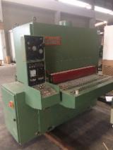 Gebraucht STEMAC 1990 Schleifmaschinen Mit Schleifband Zu Verkaufen Italien
