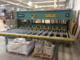 Macchine Lavorazione Legno In Vendita - Pressa idraulica a caldo alimentata ad olio diatermico marca Baioni