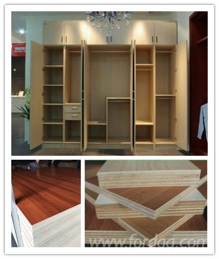 Melamine-Laminated-Plywood