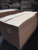 Wholesale Wood Veneer Sheets - Beech  Flat Cut, Plain Natural Veneer Turkey