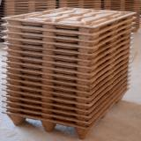 Palette Moulée - Presswood Pallets / Compressed wood pallets