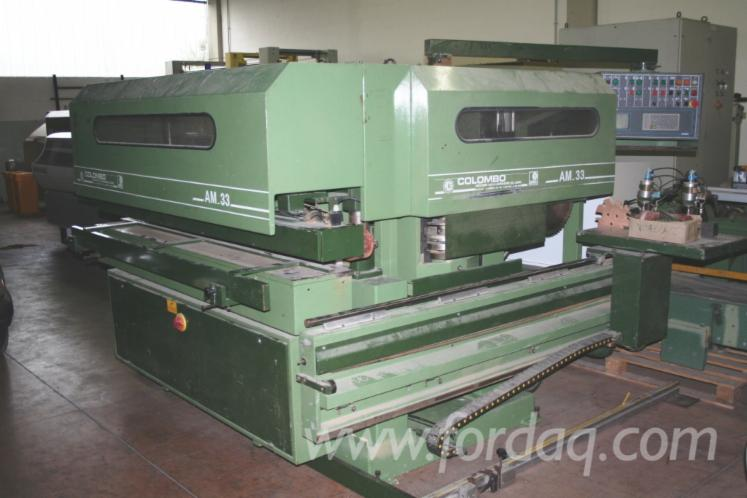 Used-COLOMBO--AM-33-1994-CNC-Window-Center-For-Sale