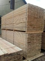 Siberian Fir Sawn Timber - Fir/Spruce Packaging timber from Ukraine