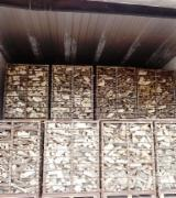 Firewood, Pellets and Residues Supplies - Hardwood firewood from Belarus