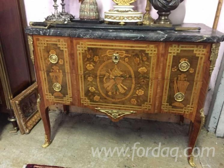 Wholesale Real Antique Chinese Rosewood Living Room Sets France