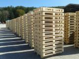 Wood Pallets - Pallet 1200x800mm