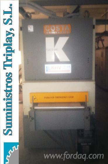 Gebraucht-COSTA-CCC-650---CC-650-2001-Schleifmaschinen-Mit-Schleifband-Zu-Verkaufen