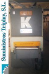 Holzbearbeitungsmaschinen Spanien - Gebraucht COSTA CCC-650 + CC-650 2001 Schleifmaschinen Mit Schleifband Zu Verkaufen Spanien