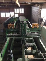 Maszyny Do Obróbki Drewna Na Sprzedaż - Pilarki Wzdłużne Optymalizujące HIT Używane Włochy