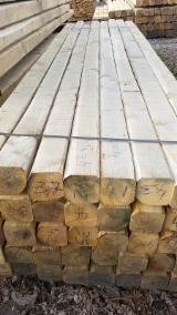 Hardwood  Unedged Timber - Flitches - Boules For Sale - Chestnut  Loose from Italy, Calabria