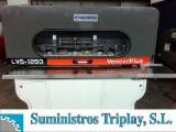 Holzbearbeitungsmaschinen Spanien - Gebraucht INNOVATOR VENEERPLUS LVS-1250 2008 Funierzusammensetzmaschine Zu Verkaufen Spanien