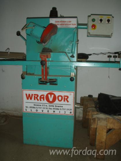 Second-hand-sharpening-machine-Wravor-for