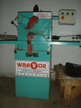 Second hand bandsaw and sharpening machine Wravor for sale