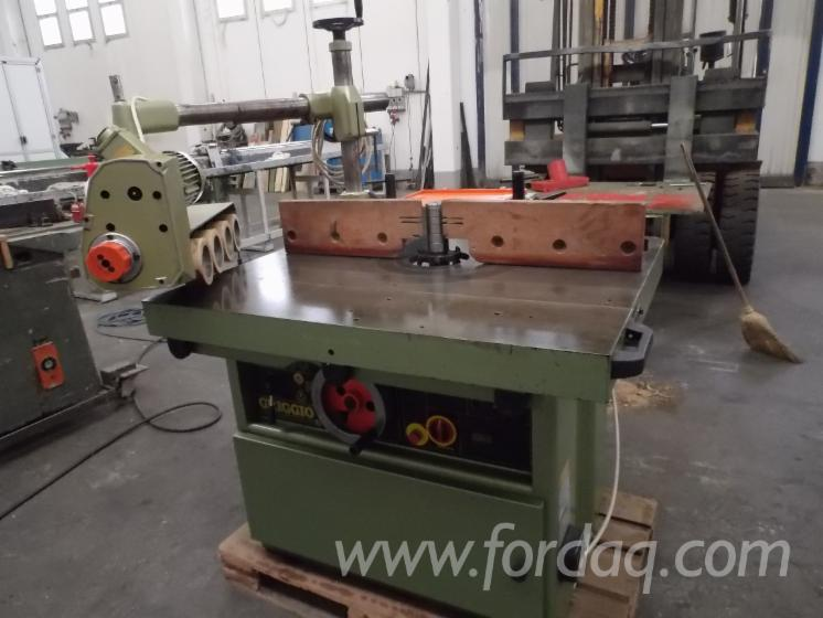 Single-spindle-Moulders-GRIGGIO-TC-2000-Polovna