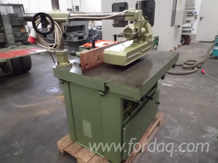 Used GRIGGIO TC 2000 1994 Single Spindle Moulder For Sale Italy