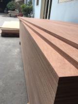 Sperrholz Zu Verkaufen Vietnam - Rohsperrholz - Industriesperrholz, Sapelli