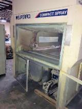 Maszyny do Obróbki Drewna dostawa - COMPACT SPRAY (FS-280281) (Maszyny i urz¡dzenia techniczne do wykańczania powierzchni - Inne)