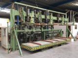 Maszyny do Obróbki Drewna dostawa - Stacja Układania WEINIG Unistack Używane Holandia