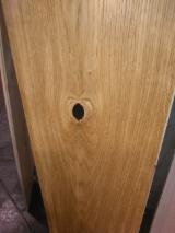 Engineered Wood Flooring - Multilayered Wood Flooring PEFC - SPECIAL WOODEN FLOOR PARQUET IN 300 MILLIMETRES WIDTH (11.81'' WIDTH). SOLID WOOD 6 MM. (0.23'' SOLID WOOD).