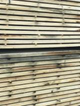 Oak  Unedged Timber - Boules - Oak  Loose from France