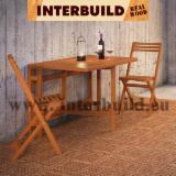 Garden Furniture For Sale - Small Space Solution Range - Slat Medium Solid Wood Garden Furniture