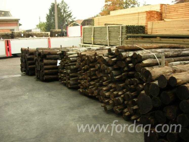 Chestnut Poles