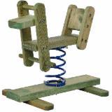 Garden Products - Pine  - Redwood Children Games - Swings Poland