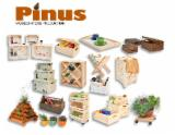 Wholesale  Storage - Pine wooden boxes for storage