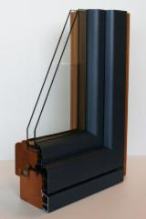 Porte, Finestre, Scale, Persiane E Cofani Italia - Finestre in legno oppure Legno+Alluminio