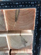 Nadelschnittholz, Besäumtes Holz Elliotiskiefer Pinus Elliotis Zu Verkaufen - Balken, Elliotiskiefer , Thermisch Behandelt - Thermoholz