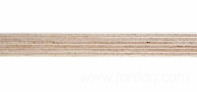 Birch Exterior Plywood