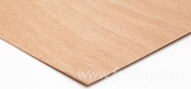 Marine grade aircraft plywood