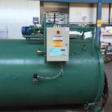 Vacuum dryer for wood used 5 cubic meter