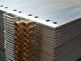 Piastre in alluminio per essiccatoio sottovuoto