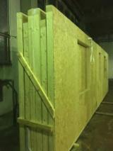 Wood Houses - Precut Timber Framing - PREFABRICATED HOUSES