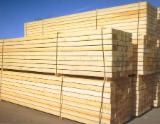 Sawn Softwood Timber  - Pine / Spruce Beams 6 m