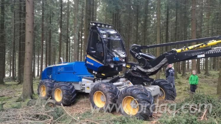 Used-Rottne-H11-2012-Harvester