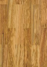 Solid Wood Flooring - Olive Lamparquet 10 x 50/60 x 250/300 mm