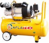 Latvia Woodworking Machinery - Aflatek Air50V Compressor