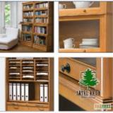 Приемная - Мебель модульная из дерева для дома и офиса