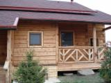 Wood Houses - Precut Timber Framing - Spruce Wooden Houses