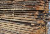 Hardwood  Unedged Timber - Flitches - Boules For Sale - unedge oak timber