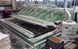 Hot press for wood strips brand Pellegrini